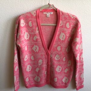 Love By Design Coral Cardigan, Sz S